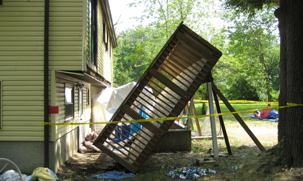 Wisconsin Deck Collapse Lawyer Harnitz Law Office